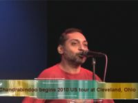 Chandrabindoo kicks off 2010 US Tour