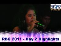 RBC 2011 Day 2