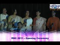RBC2011 Opening Ceremony