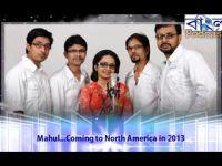 Mahul Coming To North America