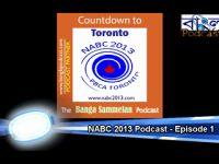 Poila Boisakh – NABC2013 Podcast Episode 1