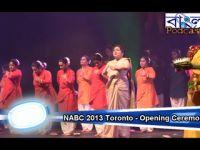 NABC 2013 Opening Ceremony