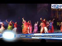 NABC 2013 Closing Ceremony