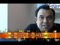 Raghab Chatterjee Interview