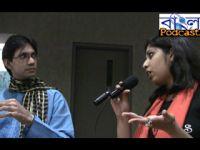 Sounak and Rohini Face to Face